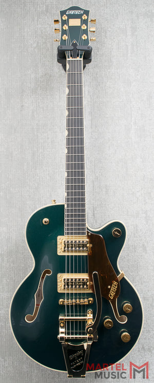 Gretsch G6659TG Players Edition Broadkaster Jr., Cadillac Green