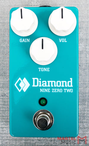 Diamond Nine Zero Two Overdrive/Distortion