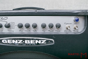Used Genz Benz Black Pearl 30 1x12