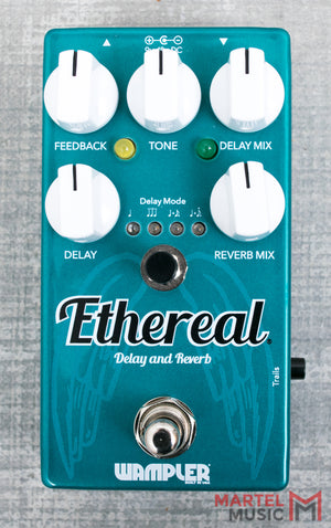 Wampler Ethereal Reverb & Delay