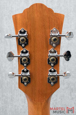 Guild D-240E Flamed Mahogany
