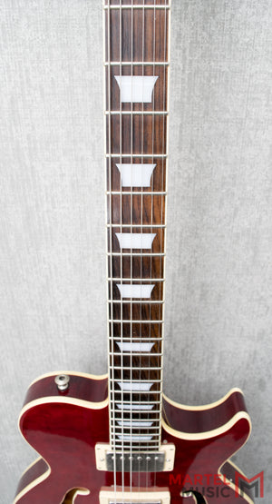 Used Samick Royale RL-3 Transparent Red