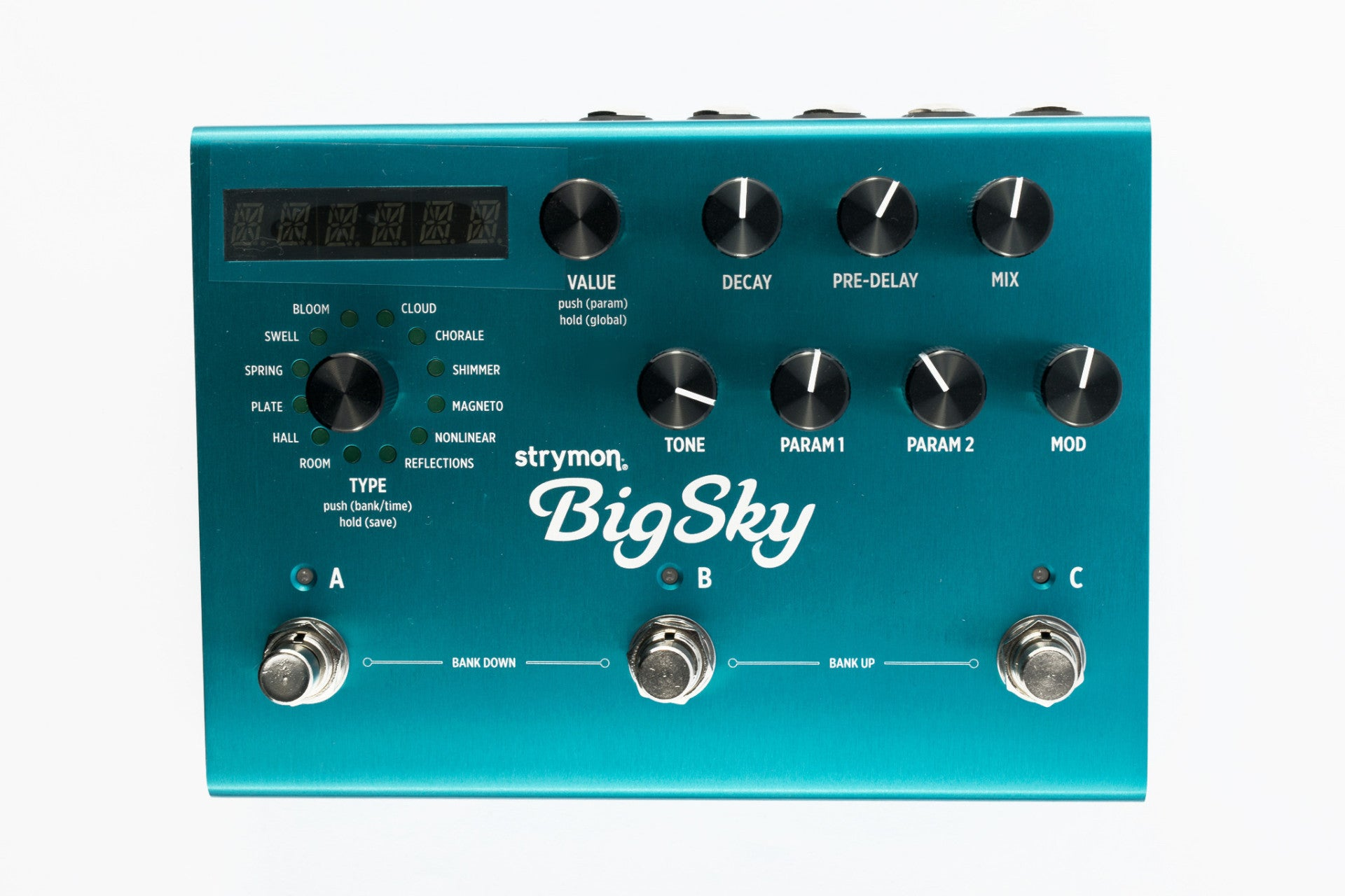 Strymon Big Sky Multi-Dimensional Reverb