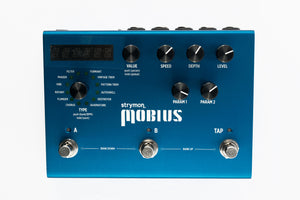 Strymon Mobius Multi-Dimensional Modulation