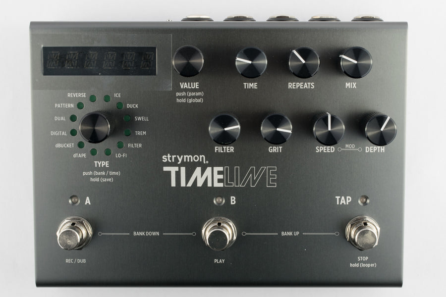 Strymon Timeline Multi-Dimensional Delay