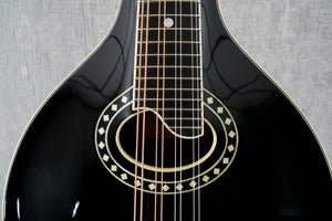 Eastman MD404 Black Mandolin