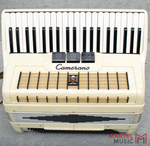 Used Camerano Accordion 41 Key