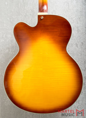 D'Angelico Excel EXL-1 Ice Tea Burst