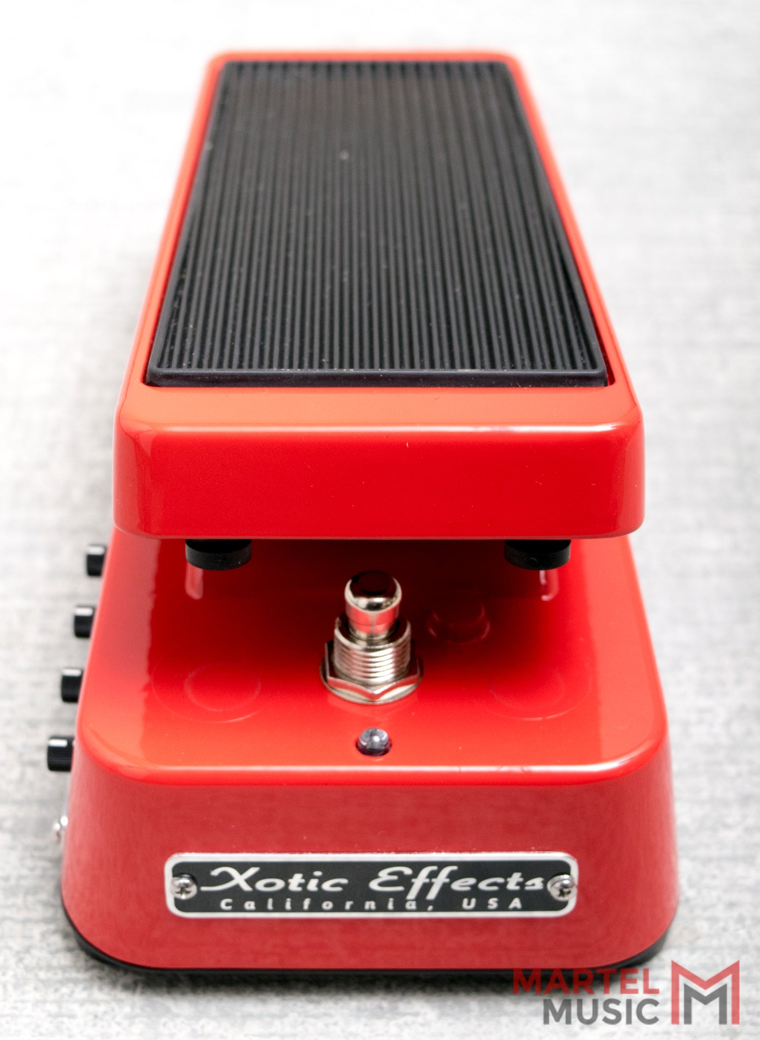Used Xotic Wah XW-1 Red