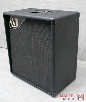 Victory V112-V 1x12 Extension Cabinet, Black
