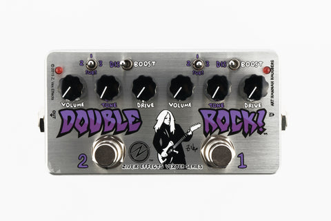 ZVex Double Rock Vexter