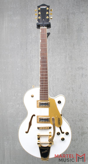 Gretsch G5655TG Limited Edition Electromatic Jr,  Snow Crest White