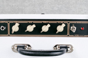 Vox AC4C1 Limited Edition White Bronco Combo Amplifier