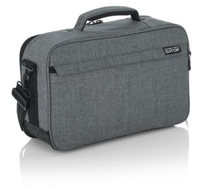 Gator Cases 16″ X 10″ X 4.5″ Grey Transit Series Accessory Bag