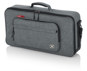 Gator Cases 24″ X 12″ X 4.5″ Grey Transit Series Accessory Bag