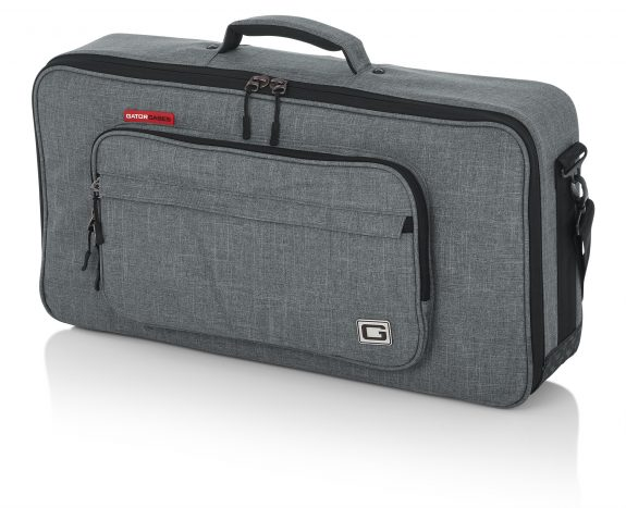 09ae7e08d9 Gator Cases 24″ X 12″ X 4.5″ Grey Transit Series Accessory Bag ...