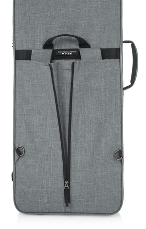 Gator Cases Grey Transit Lightweight Electric Guitar Case