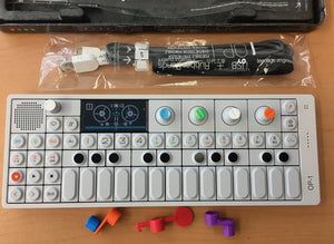 Used Teenage Engineering OP-1 Portable Synthesizer