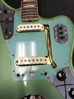 Used 1966 Fender Jaguar Lake Placid Blue - All original!