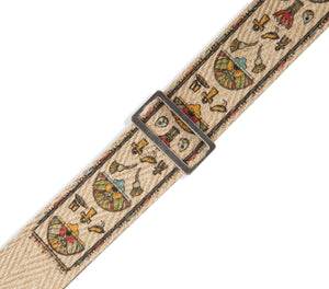 Levy's Ink Printed Egyptian Hemp Strap