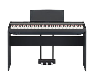 Yamaha P125 Black 88-Key Compact Digital Piano