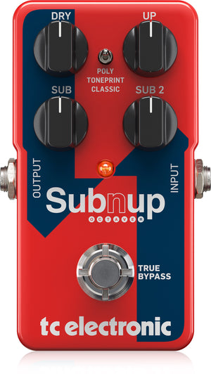TC Electronic Sub 'N Up Octaver