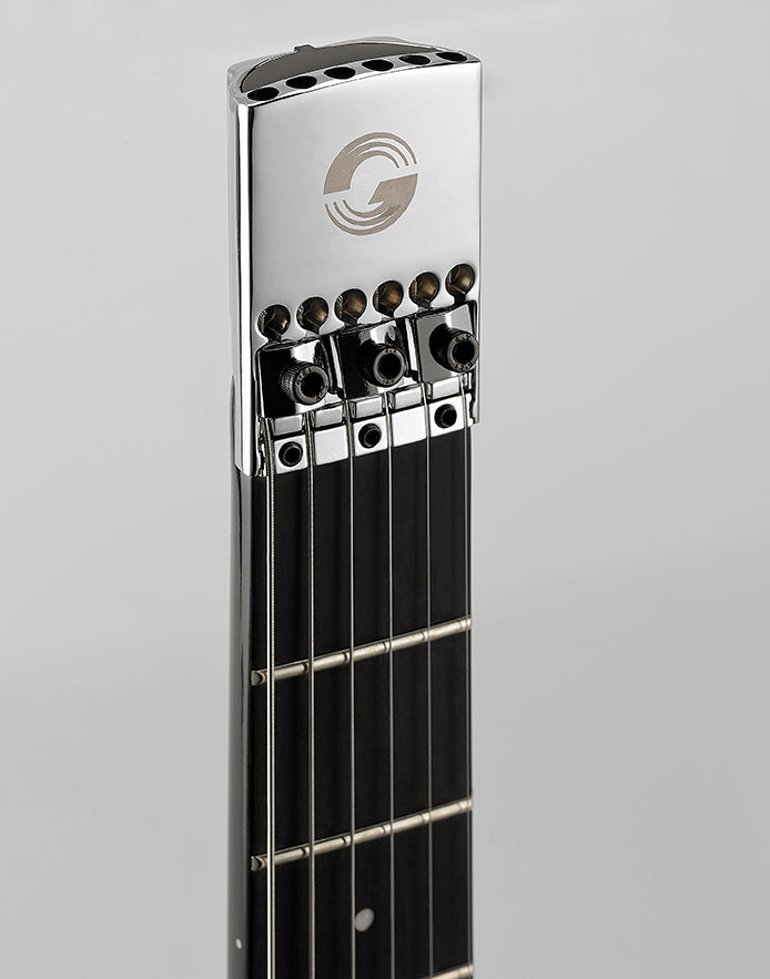 Gittler T2 Chrome Guitar
