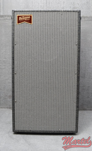 Benson 2x12 Cabinet, Nightmoves W/ Silver Grille