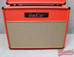 Used Bad Cat 2x12 Cab, Red