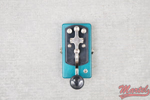 Coppersound Telegraph Stutter Killswitch Ocean Turquoise w/ Polarity Switch
