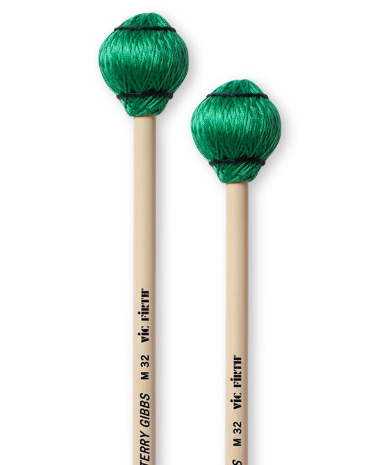 Vic Firth M32 Terry Gibbs Signature Medium Hard Mallets