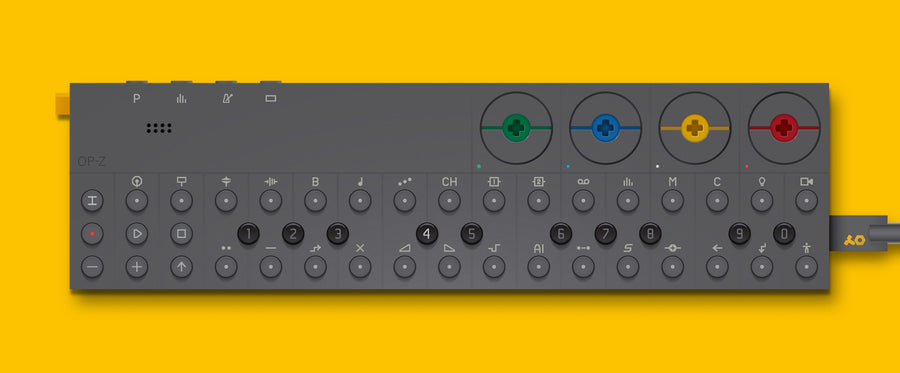 Teenage Engineering OP-Z Portable Synthesizer