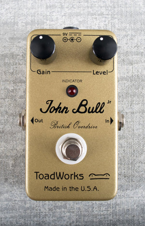 Used Toad Works John Bull Jr OD