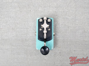 Coppersound Telegraph Stutter Killswitch - Relic'd Seafoam