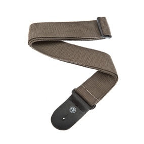Cotton Guitar Strap, Army