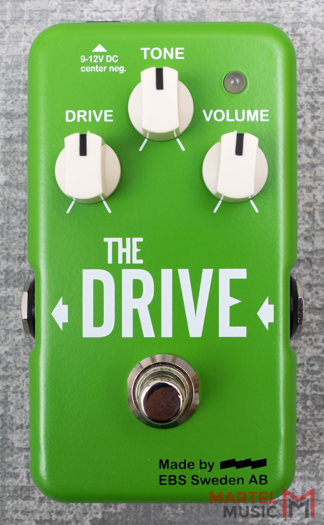 EBS The Drive Overdrive