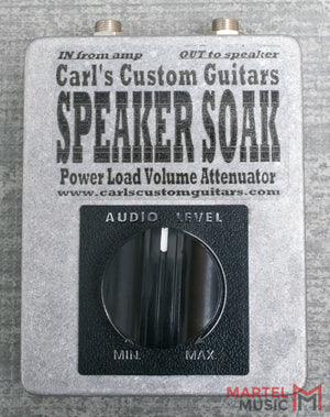 Used Carl's Custom Guitar Speaker Soak