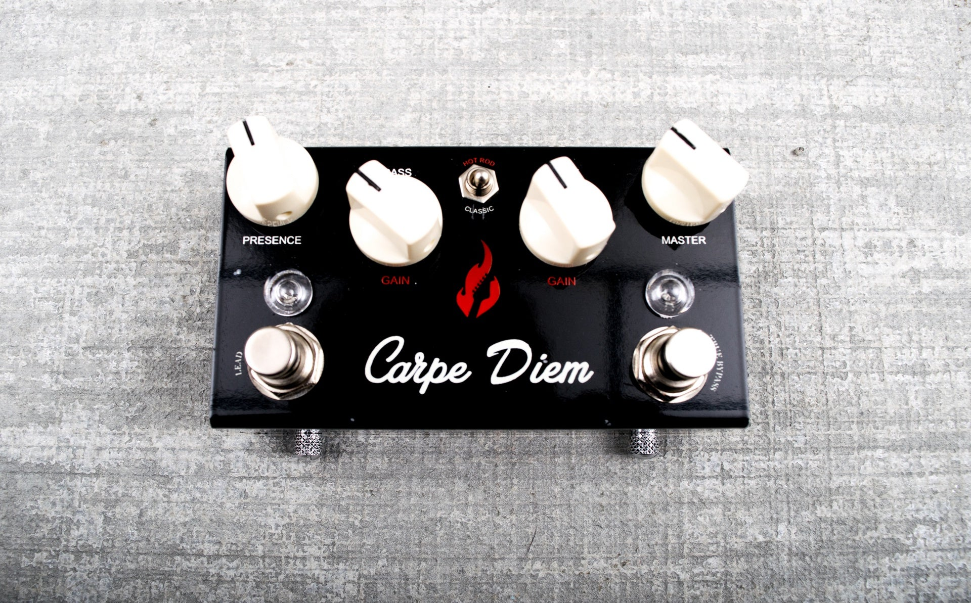 Used Fire Custom Carpe Diem Overdrive