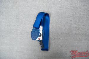 Souldier GS0000-BL04BL Plain Seat Belt Strap, Blue