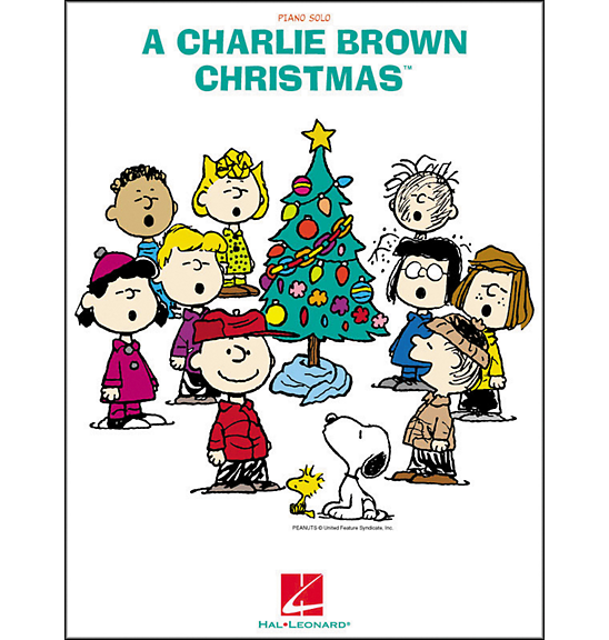 A Charlie Brown Christmas Piano Solo Songbook