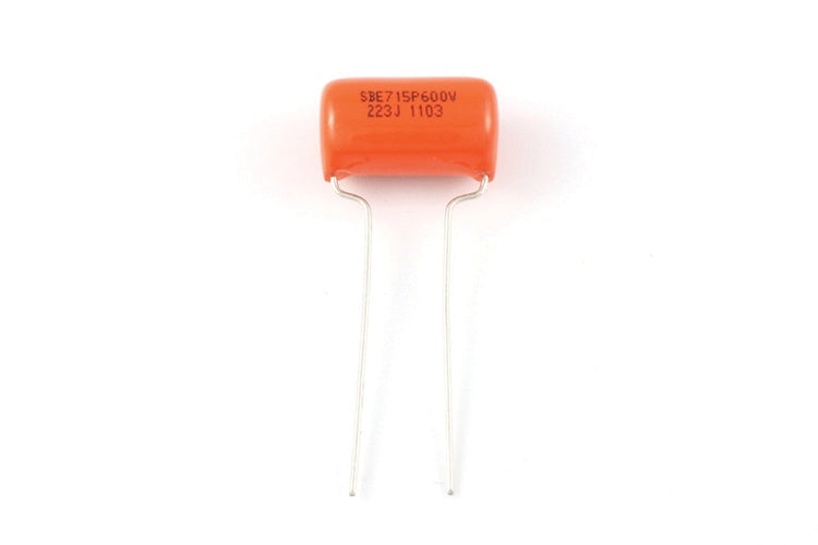 .022 MFD Orange Drop Capacitors