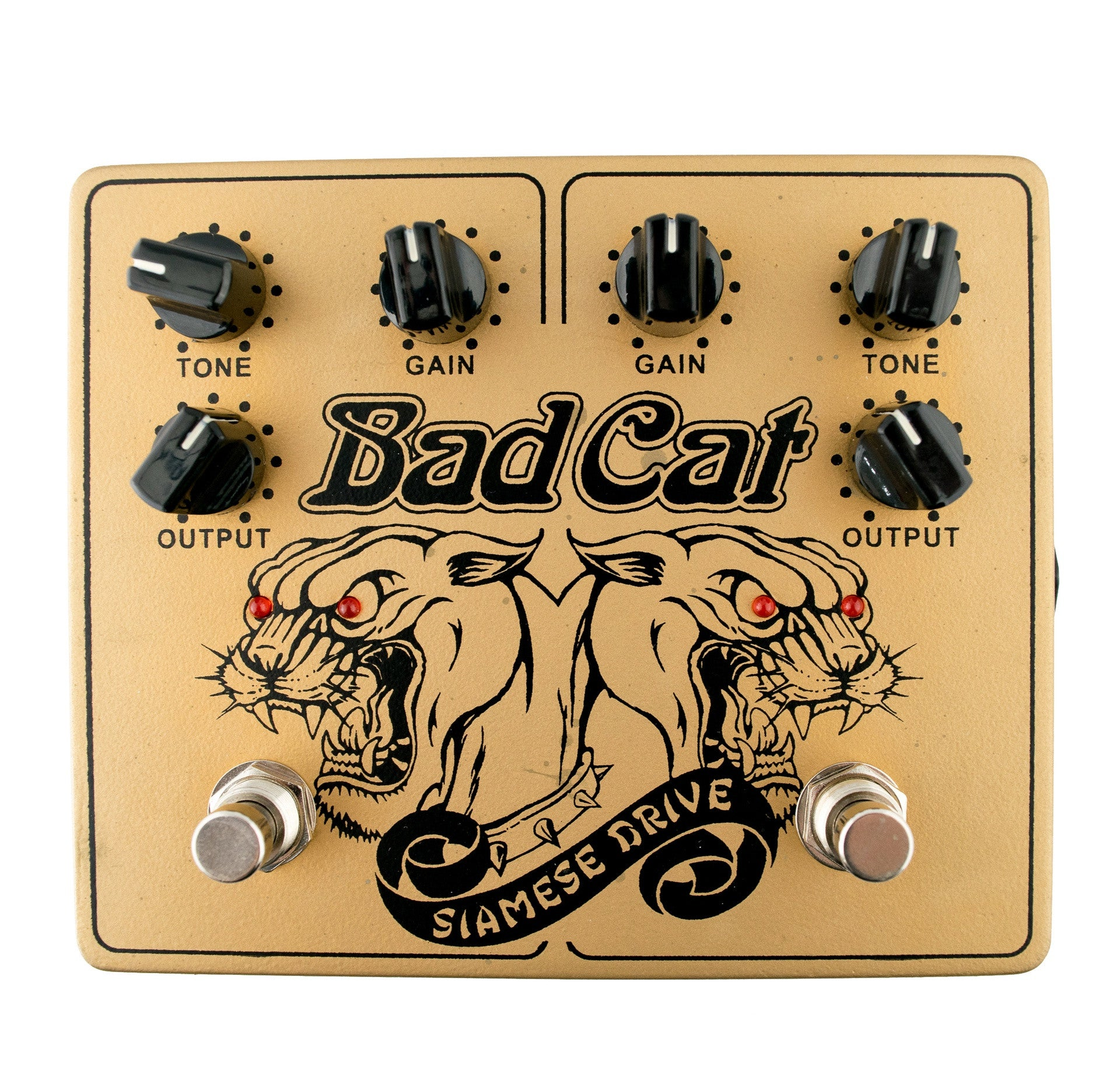 Used Bad Cat Siamese Drive Gold
