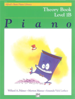 Alfred Basic Piano Library: Theory Book 1B