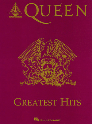 Queen - Greatest Hits Guitar Songbook