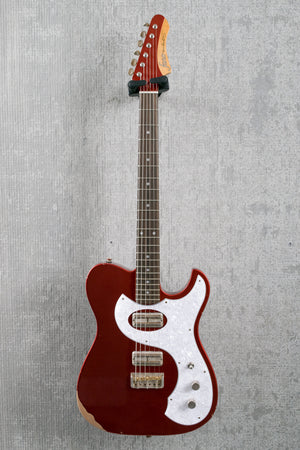 Fano TC6 Standard Candy Apple Red