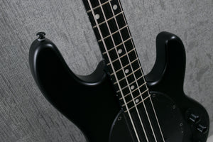 Music Man Stringray H Stealth Black