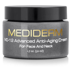 Mediderm MD-12 Advanced Anti-Aging Cream - 1.7 oz