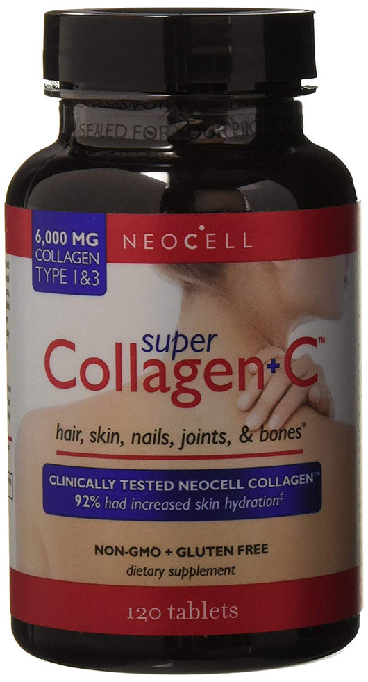 NeoCell® Super Collagen + C - 250 Tablets