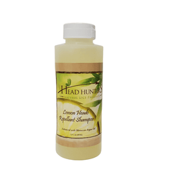 Head Hunters Natural Lice Products Prevent Lice In Hair Copy of Head Hunters Naturals Lemon Heads Lice Repellant Shampoo 12oz