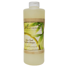 Head Hunters Natural Lice Products Prevent Lice In Hair Copy of Head Hunters Naturals Lemon Heads Lice Repellant Shampoo 32oz